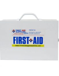 ANSI Basic First Aid Kit - Front View