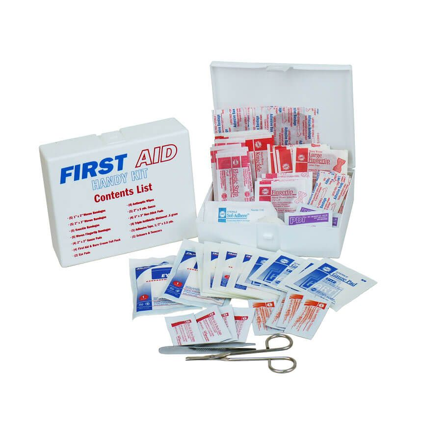 Handy Kit First Aid Kit - display view
