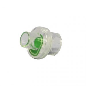 CPR Resuscitator Replacement One-Way Valve - side view