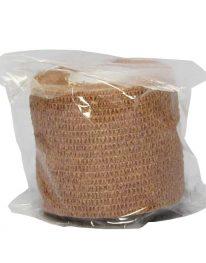 Cohere-Wrap self adhesive wrap - view of one packaged roll.